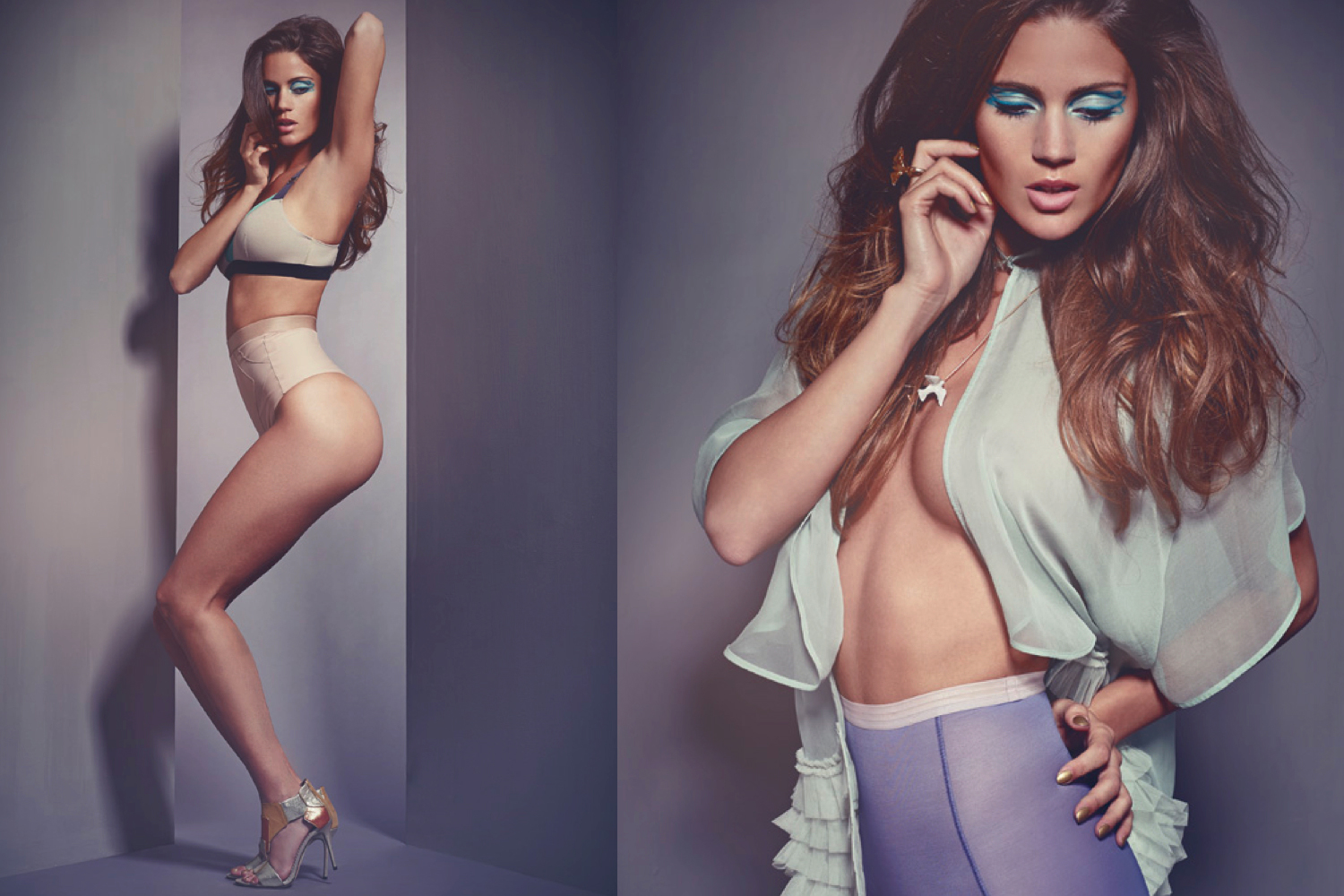 Astrid M Obert Presents Cocoon Magazine - A touch of lace