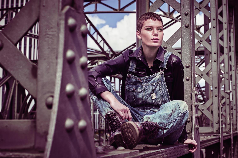 ASTRID M OBERT PHOTOGRAPHY PRESENTS - DENIM