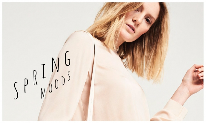 spring moods lookbook by astridobert photography