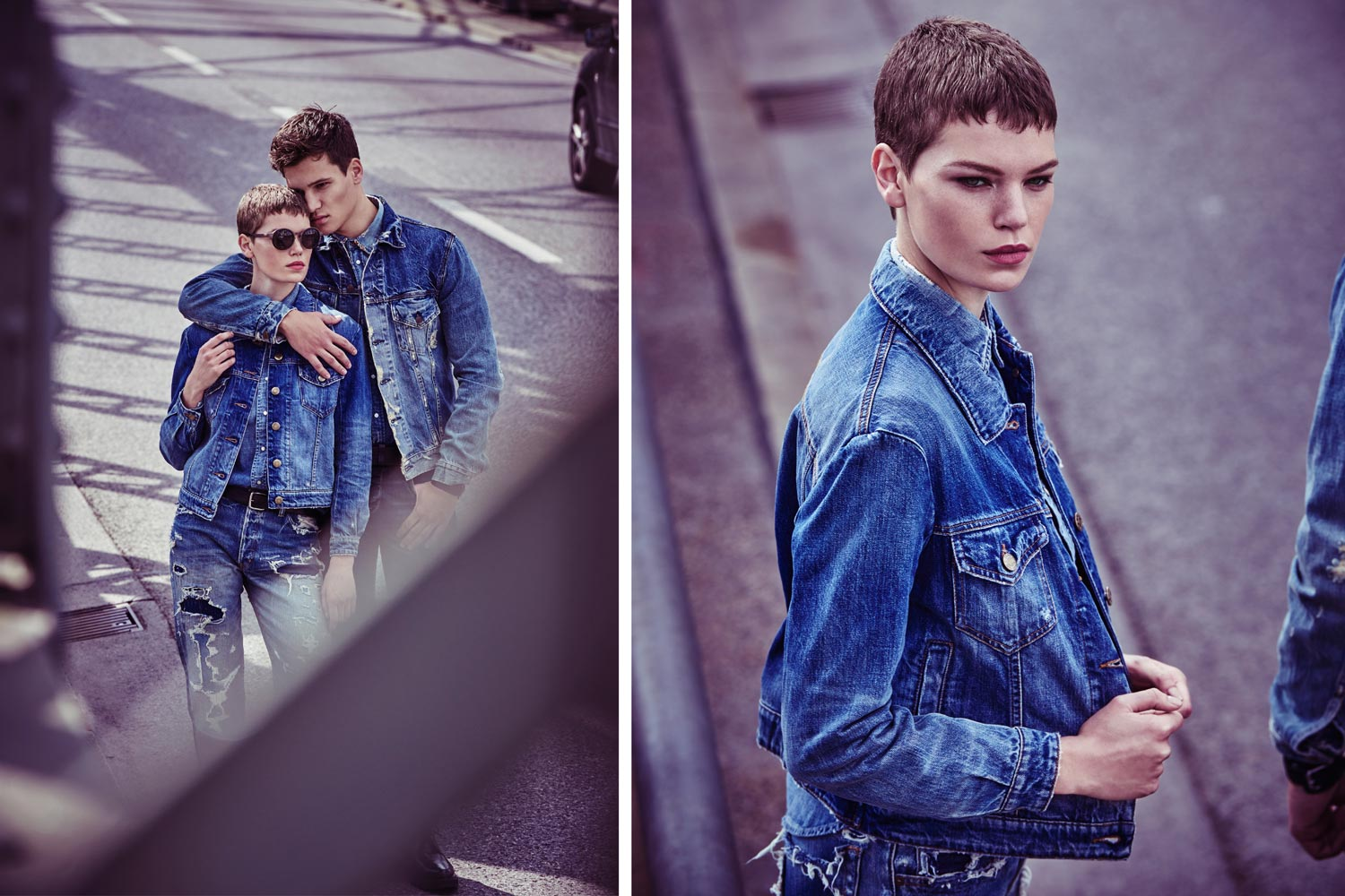 ASTRID M OBERT PHOTOGRAPHY PRESENTS - DENIM