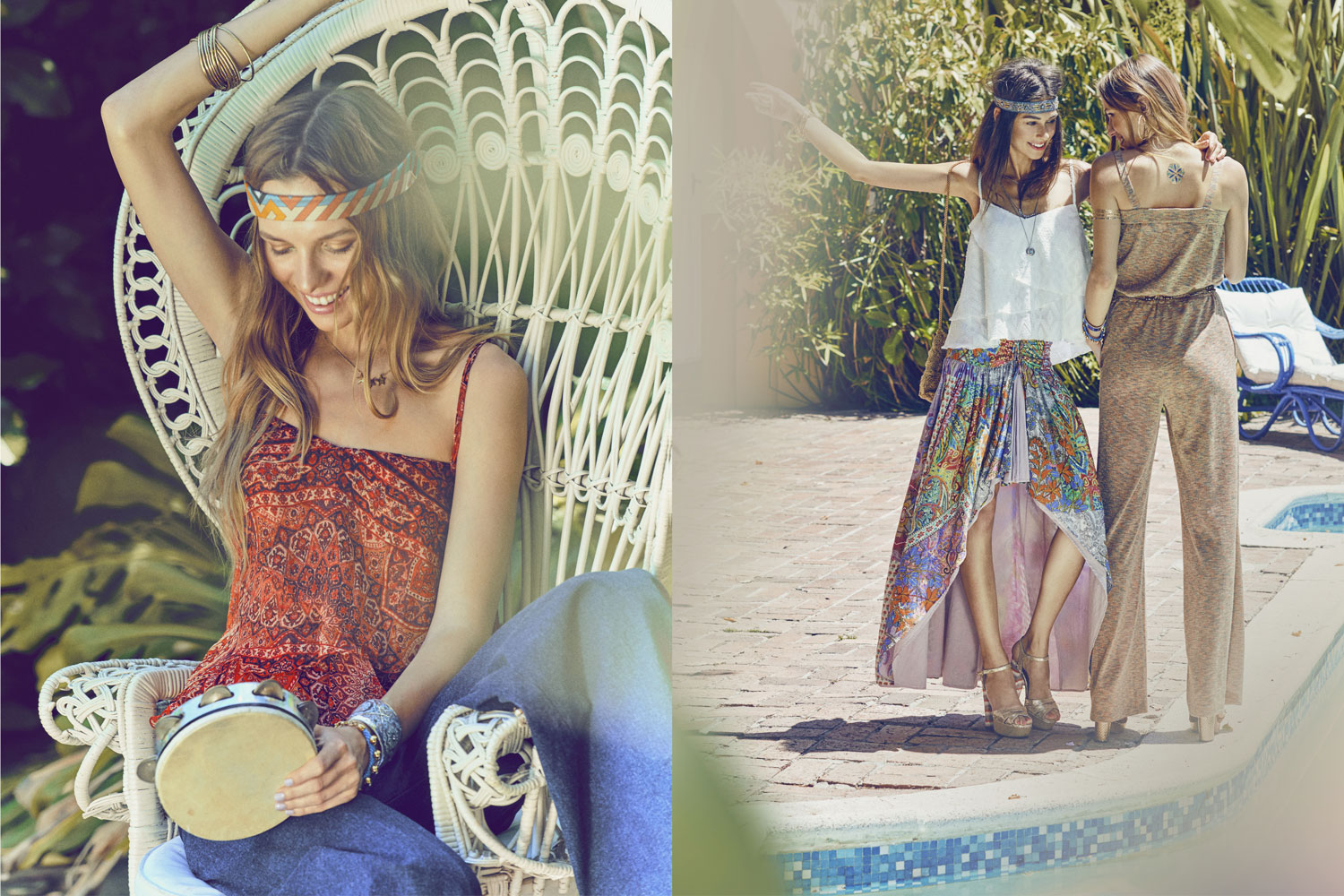 Astrid M Obert Photography presents HIPPIE STYLE