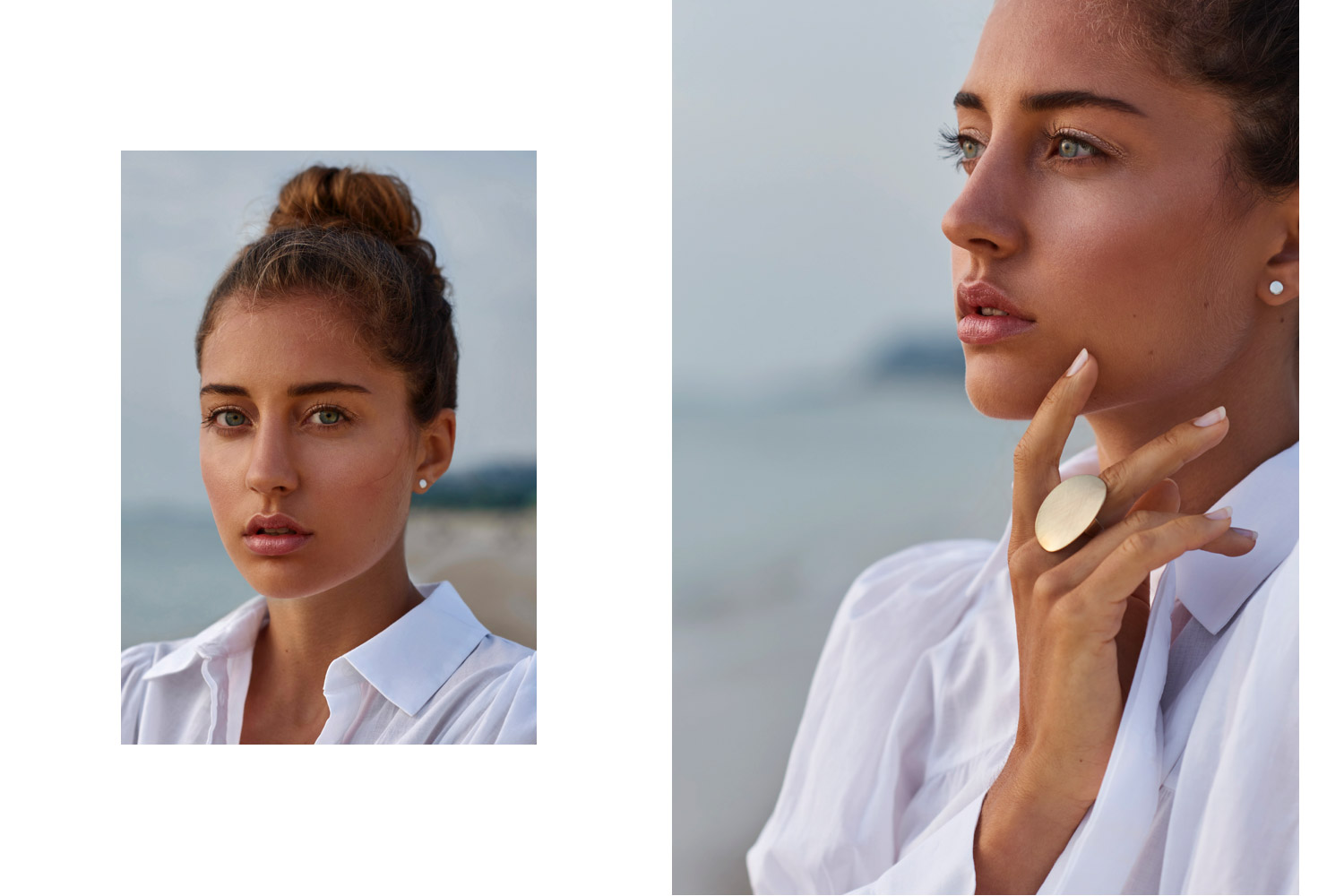 Astrid Obert Photography presents Divine Female Power Editorial Beauty